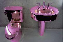 toilet's / by Twilla Dinwiddie Choat
