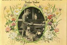 Tasha Tudor Illustrations & Books / illustrations / by Karen Fuertsch
