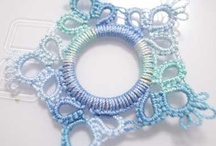 Tatted Lace, Frivolite / by Sandy Salsbury