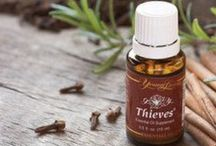Young Living Essential Oils / by Mallory Booth-McDonough
