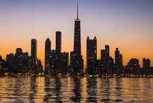 Chi-Town / Chicago, this is a wonderful city. / by Bart Pena