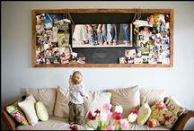 photo display / by Wynne Elder