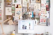 Make me a studio! / by Laura Michelle Gomes