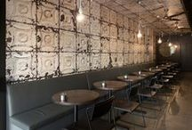 Contract Interiors : Restaurant / by Rachel Osborne