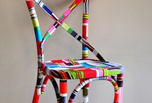 Chair Lust / by Kyla Stefans
