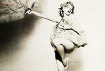 Femme: C o q u e t t e / Feminine and fun.  I love Pin Ups and pretty Panties! / by Sapphira Glemaud