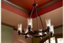 Painted Ceilings / Don't forget the 5th wall! Make your room extra special with a colorfully painted ceiling.  / by BEHR®