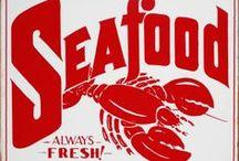 Seafood / by Socorro Wapelhorst