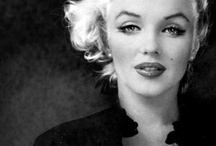 Marilyn Monroe / by Martha Guillotte