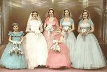 Vintage Brides / by Shelly Leingang