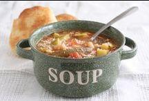 Soups / by Socorro Wapelhorst