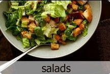 Salads / by Socorro Wapelhorst