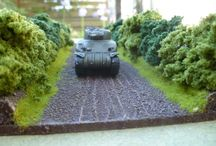 Wargames - Bolt Action / Wargaming and Bolt Action miniatures / by Mick Selas