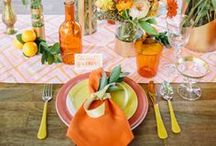 Table Setting / by Almitra Tisnadisastra