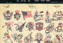 Temporary Tattoos / Who doesn't love temporary tattoos?  / by George Arden