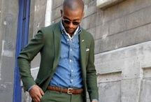 Menswear / by HARLEM LOVES