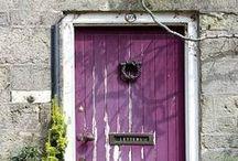 Doors / by Juliana Michaels