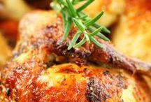 Low Carb - Chicken, Turkey / by Rhonda Halstead