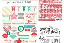 2014 Paper Crafting Love / My new favorite scrapbooking and paper crafting products for 2014 / by Juliana Michaels