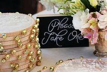 DIY wedding / Allerlei verschillende leuke en originele ideeën voor de bruiloft. Ideeën die ook uitvoerbaar zijn! / by Wedspiration - leuke ideeen voor je bruiloft