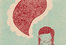 Illustration / by La Mandragola