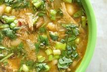 Super Soups & Salads / by Gretchen Parker