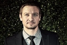 Obsession:Jeremy Renner / I think the title says it all. / by Debra Plosky