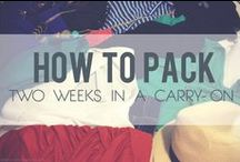 Travel Tips / by Stacey Tighe