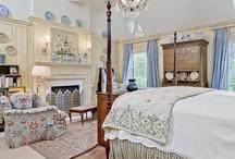 Cozy Elegant Bedrooms / by CozyElegantDesign.blogspot.com