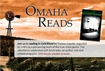 Omaha Reads 2013 / The Omaha Reads book selection this year is 'In Cold Blood' by Truman Capote. OPL will host a month-long celebration in September of this book, and of Capote, with interesting programs and activities. / by Omaha Public Library