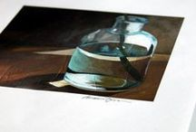 My Paintings / My own paintings - self promotion :) / by Briana Taylor