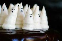 Boo! / Ghostly Treats / by Melanie Barnett