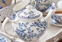 Time for tea / Teapots / by Dawn Hollingsworth