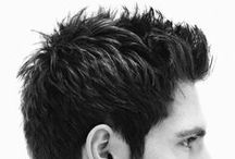Men's Hair / by Jessica Seaver