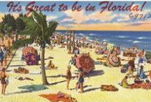vintage postcards / by Eunice Sanchez