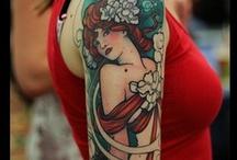 Ink / by Morgan Sheldon