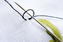 Crafts: Sewing / by Amy L. Henriksen
