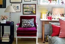 Apartment Ideas / by Marissa Kluk