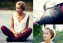 fashionista / by Anna Gilbert