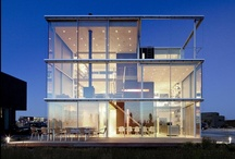 ARCHITECTURE & DESIGN / Residential and commercial property inspired by architectural construct and design. #architecture #design / by Ken Tran