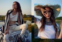 EDITORIAL • FASHION / Fashion, edgy and elegant editorial photos shot on location. #editorial #fashion / by Ken Tran