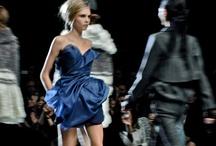 RUNWAY • RTW / Seasonal women's ready-to-wear by top fashion designers. #runway #fashion #rtw / by Ken Tran