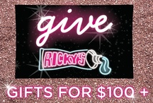 Gifts for $100+ / by Ricky's NYC