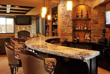 Basement Bar Ideas / by Amy Kazor VA