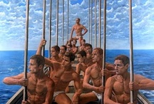 Male form in art / 704.9423 / by Rodrigo Nogueira