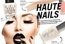TRENDING: #HauteNails / #HauteNails are in! Check out this season's biggest nail trends. http://www.rickysnyc.com/beauty-makeup-products/nails.html / by Ricky's NYC