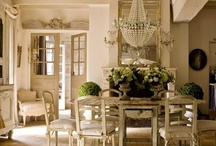dining rooms / by Savvy Southern Style