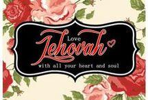 JEHOV@H is my GOD... / by Jana Jannsen