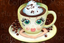 ~COFFEE~TIME~ / A cup of coffee shared with a friend is happiness tasted and time well spent. / by Connie Jones-Matias