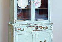 Furniture refinishing  / by Sherry Davenport